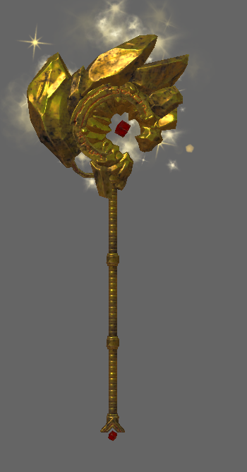 Argos Soft Guild Wars 2 Weapon Gallery